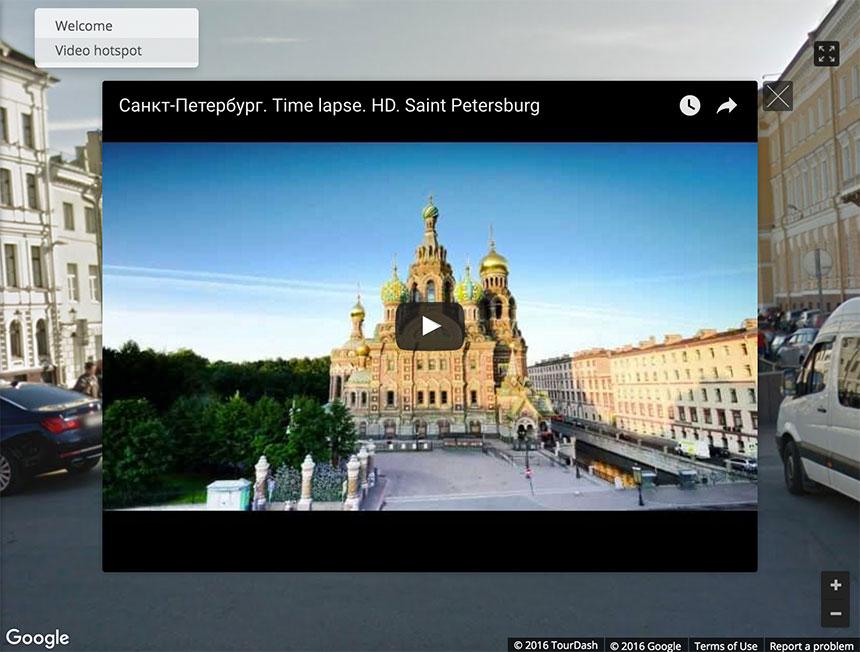 CSS-HTML-video