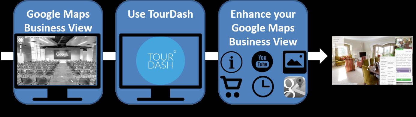 TourDash-online buying